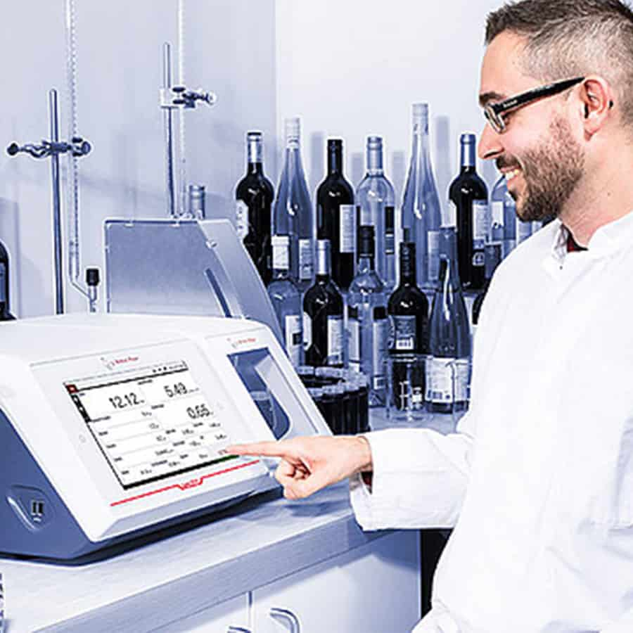 FTIR Multiparametrico Lyza 5000 Wine