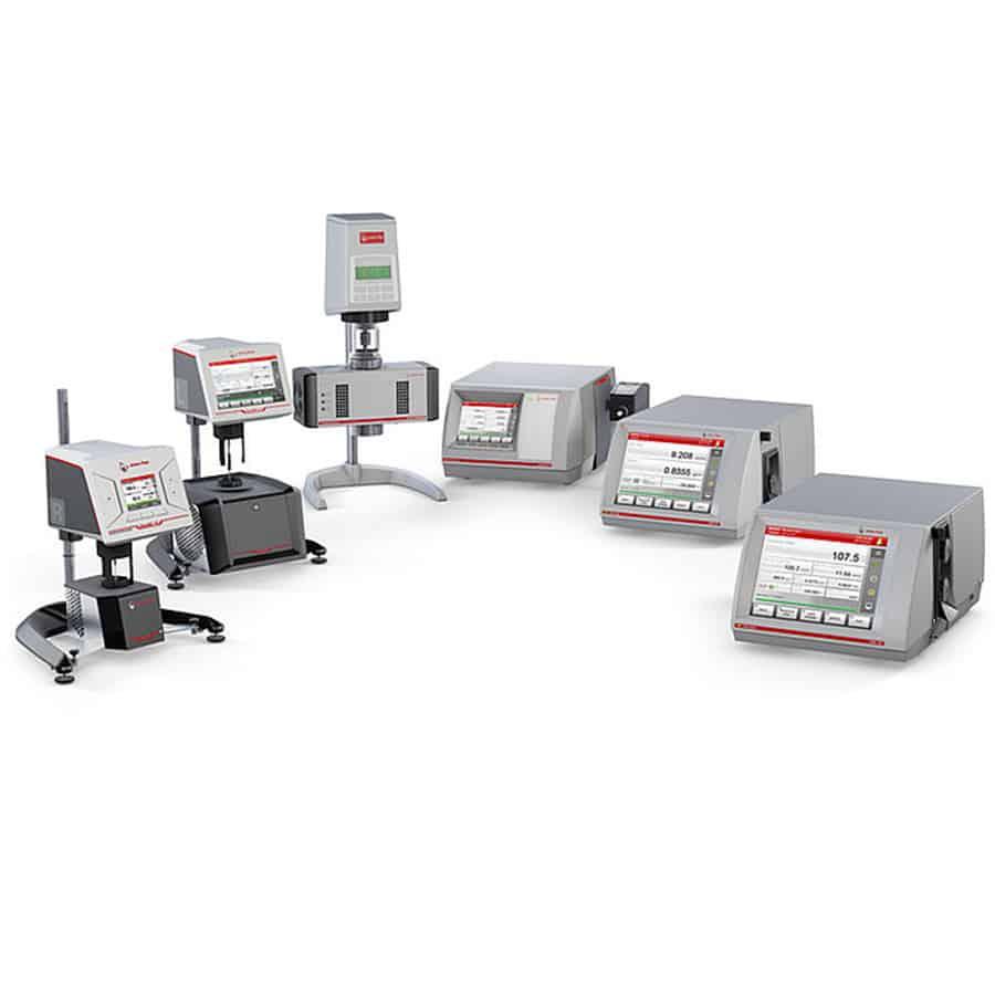 Viscosimetros Anton Paar
